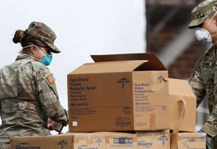 美军队新冠病例超过1500:军方仍不提供口罩